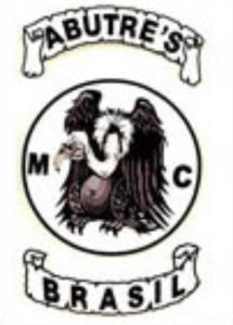 Abutre's MC patch logo 4