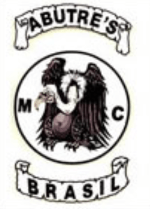 Abutre's MC patch logo 4