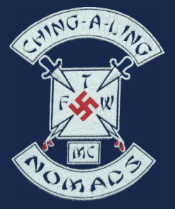 Ching-A-Ling Nomads MC Patch Logo 2
