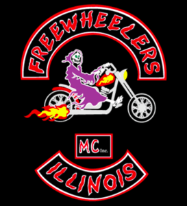 Freewheelers MC patch logo