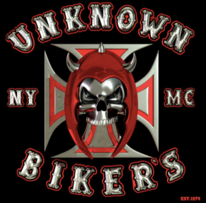 Unknown Bikers MC patch logo