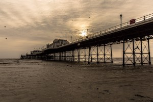 One Photograph a Day - Bournemouth Pier.