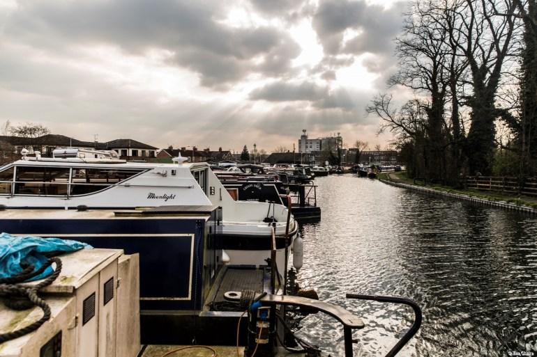 Newbury Marina: Kennet & Avon Canal, Newbury.