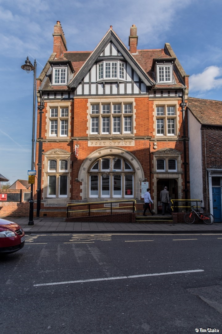Newbury Post Office: Scheduled for Closure.