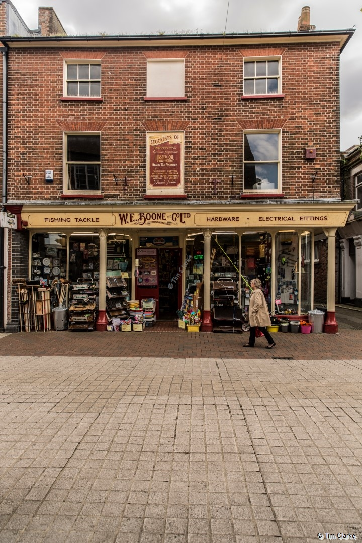 W E Boone and Co Ltd - Hardware Shop in Poole
