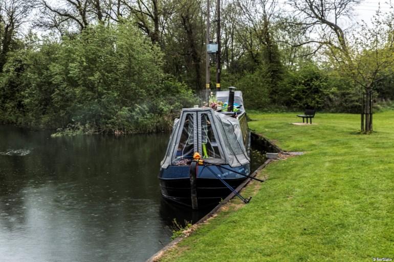 Favourite Mooring: Northcroft Park, Newbury.