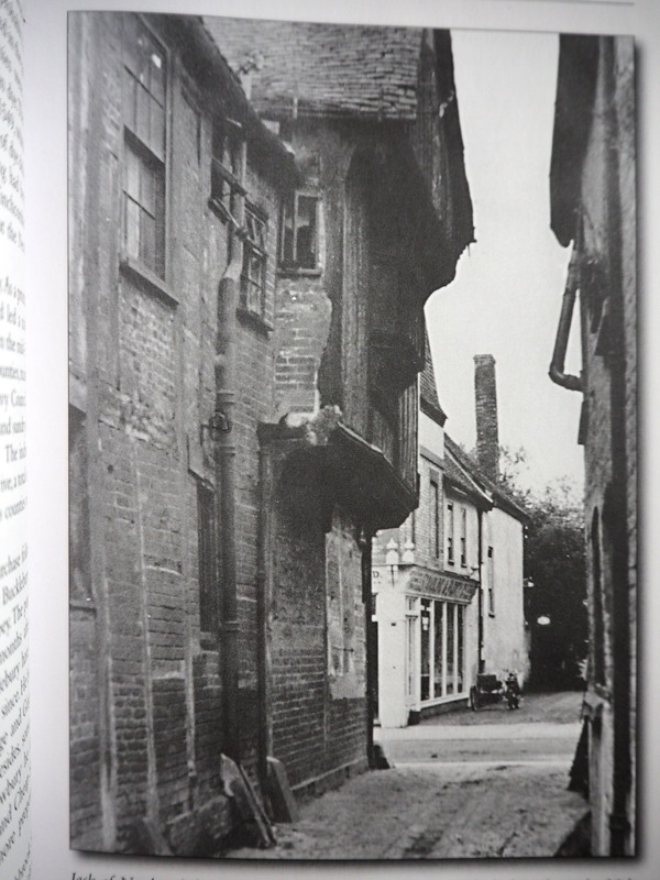Jack of Newbury's House: Pictured in the early 20th Century.
