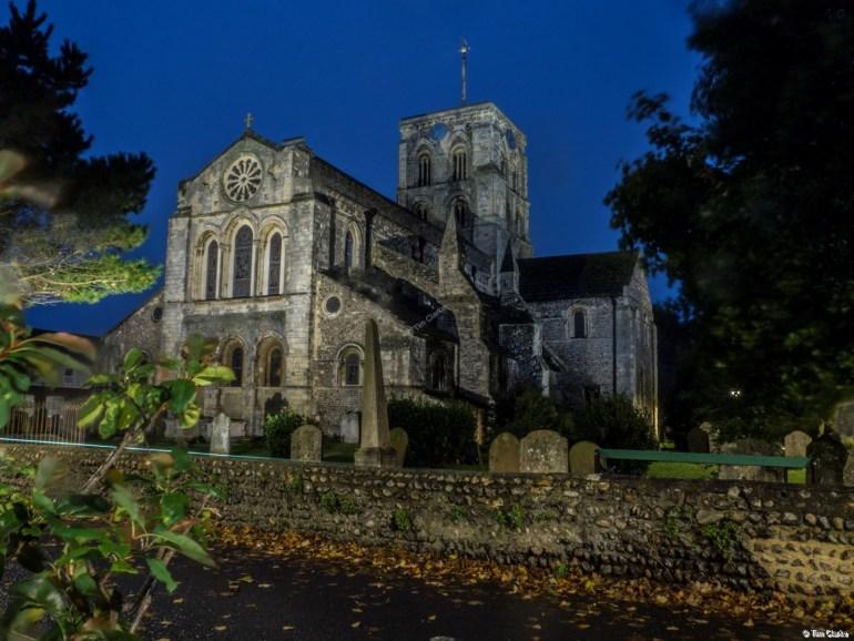 St Mary de Haura: Ancient church of Shoreham-by-Sea.