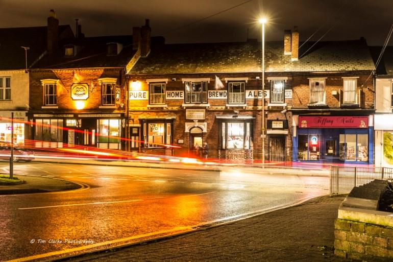 The Old Swan Inn, Netherton.