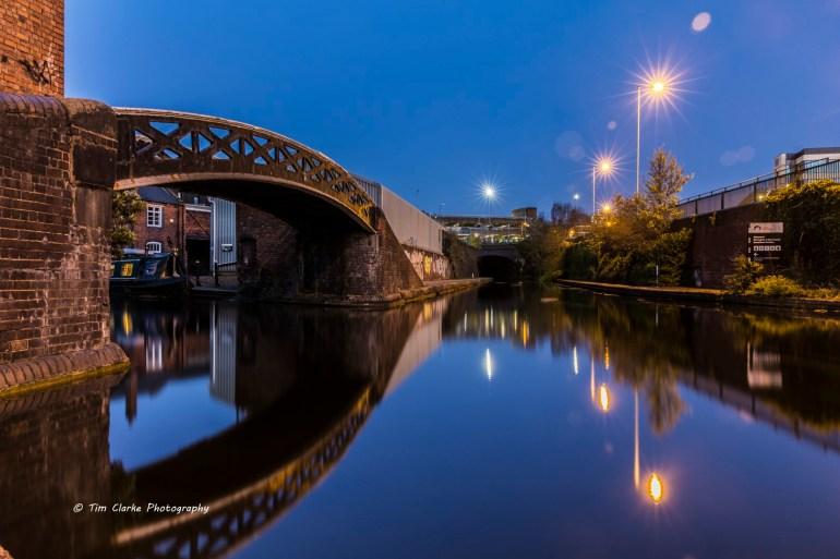 Birmingham Main Line Canal, Wolverhampton.