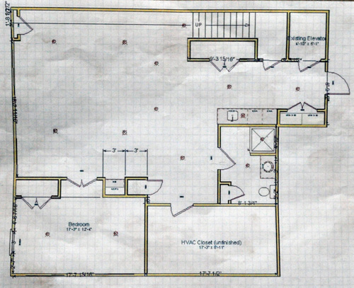 smoke detectors wiring diagram single phase meter panel basement remodel, day 3: electric rough-in - one project closer