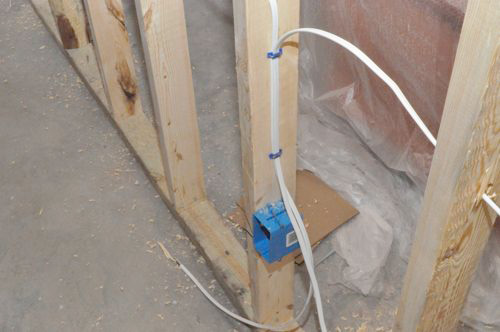 Electrical Wiring Basement Lighting