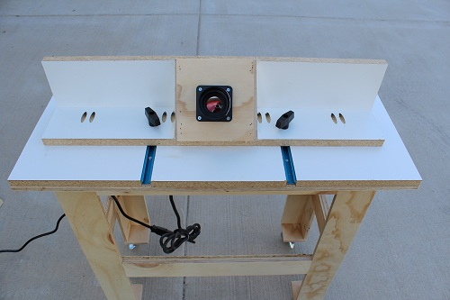 Rockwell Router Table