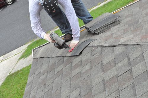 Image result for shingling roof