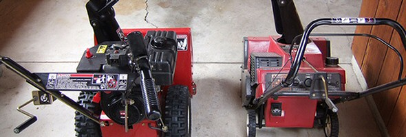 Fix a Snowblower that Wont Start  Snow Blower Help  One