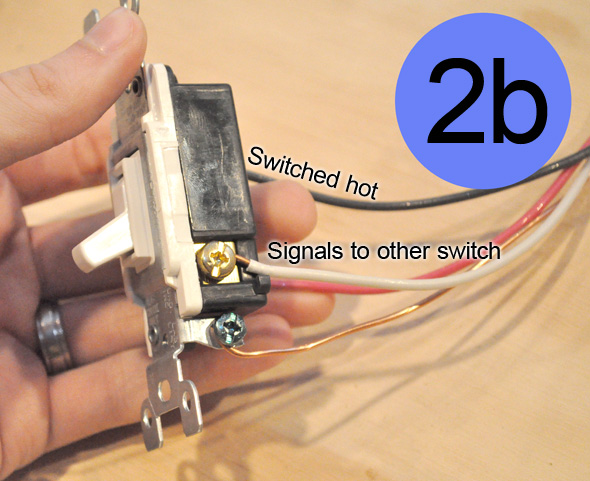 2 Way Switch Common Wire