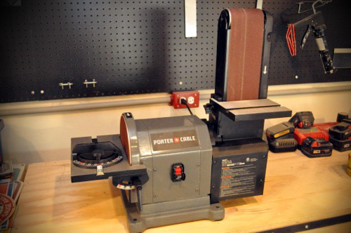 Porter Cable Benchtop Jointer