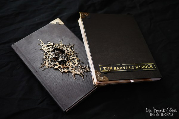 How to Make Tom Riddle39s Diary from Harry Potter How to