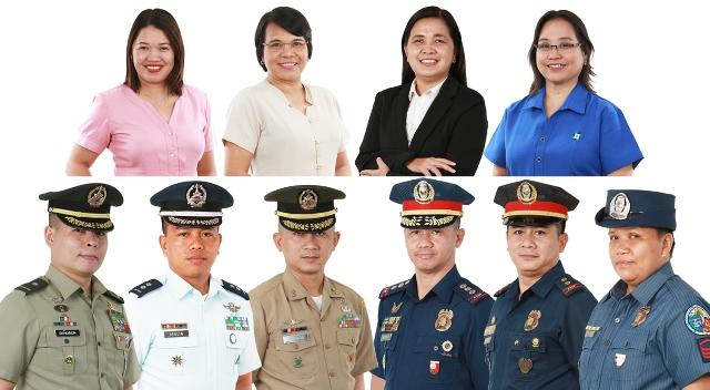 2018 METROBANK FOUNDATION Outstanding Filipinos Awardees