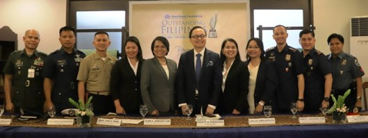 2018 Metrobank Foundation Inc Outstanding Filipinos Awardees
