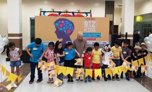 Commercenter Biz Kids Expo 2018