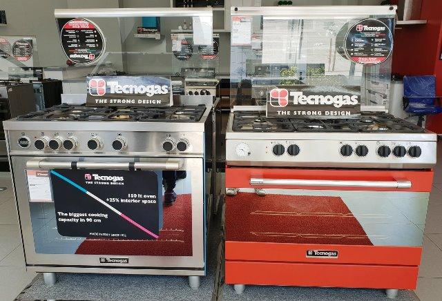 Tecnogas Italian Appliances - Your Cooking Partner #TecnogasPH