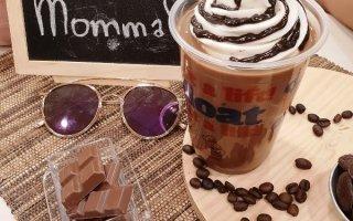 Jollibee Coffee Mocha Float and Brewed Coffee