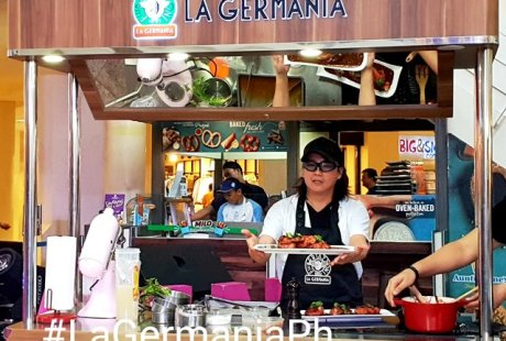 La Germania Chic Driven Cooking Sessions with Chefs Rolando and Jac Laudico