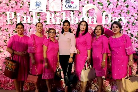 SM Cares Pink Ribbon Day for Breast Cancer Awareness