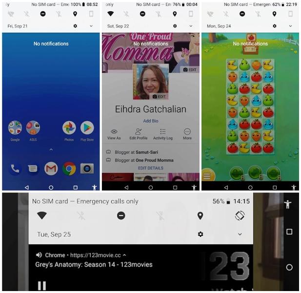 ASUS Zenfone Max Pro M1 Battery Usage