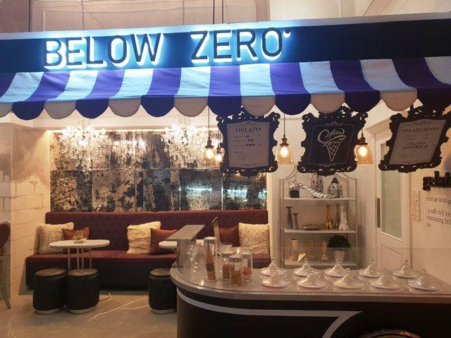 Juxtapose PSID Below Zero Gelateria