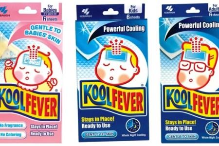 KOOLFEVER relief pads