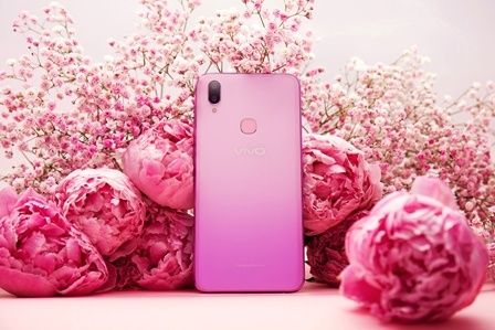 VIVO v11 Fairy Pink
