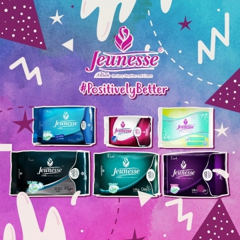 Jeunesse Anion is available in 6 variants