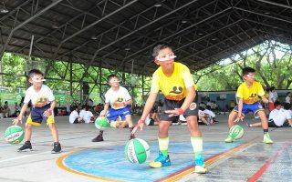 2019 MILO Summer Sports Clinics Basketball