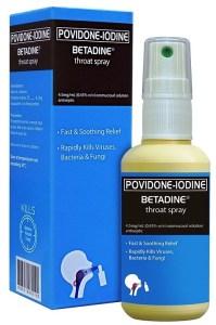 Betadine Throat Spray