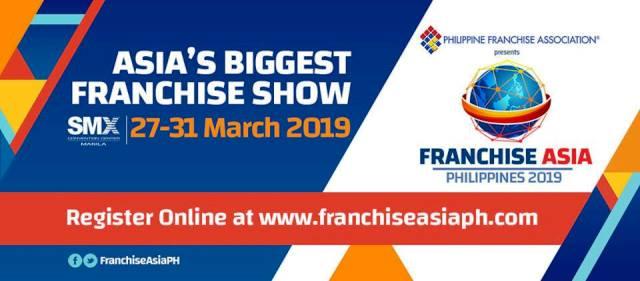 Franchise Asia Philippines 2019