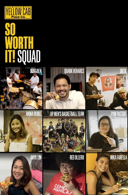 Meet Yellow Cab's So Worth It Squad