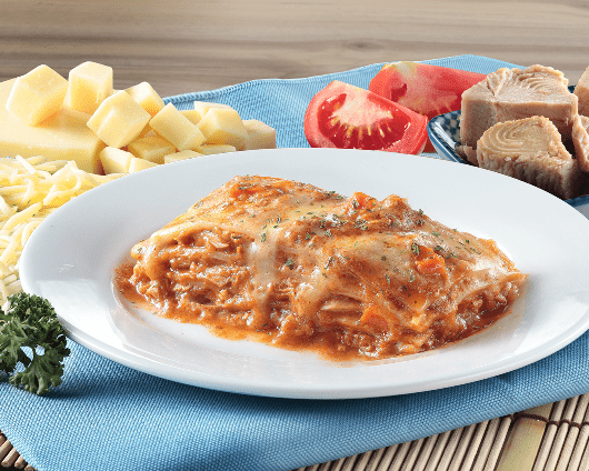 Greenwich Tuna Lasagna Supreme