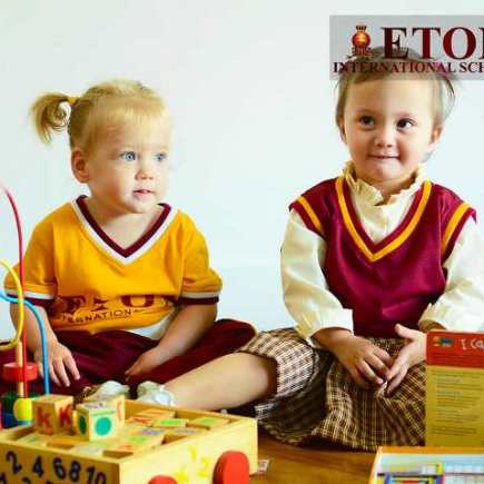 ETON International School PreSchool Students