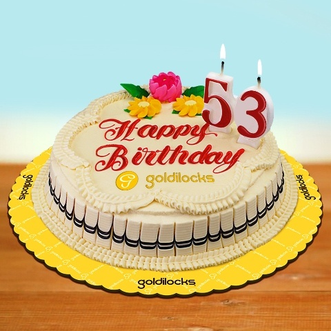 Goldilocks 53rd Anniversary