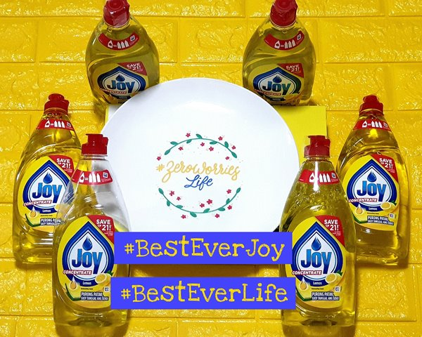 Best Ever Joy Dishwashing Liquid #BestEverLife