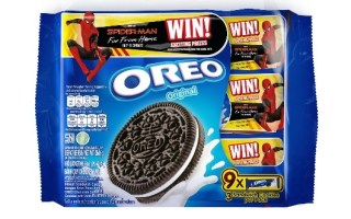 Oreo Spiderman Promo