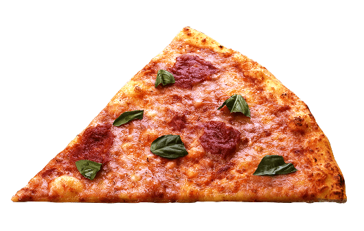 Yellow Cab New York Famous XL Pizza Slices Margherita