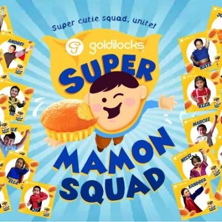Goldilocks Super Mamon Squad Winners