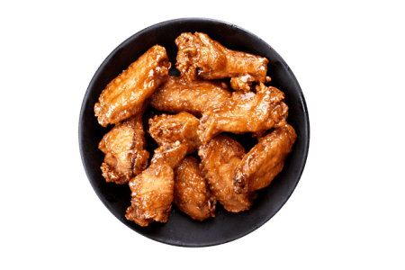Yellow Cab Wings Party Sweet Soy