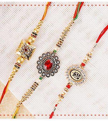 Rakhi bracelets for siblings