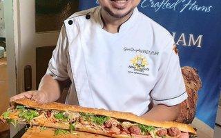 King Sue Chef Gene Gonzalez Cafe Ysabel