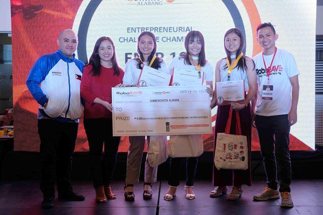 Winner Hydroponics Vermitea at Commercenter's Robocon 2019