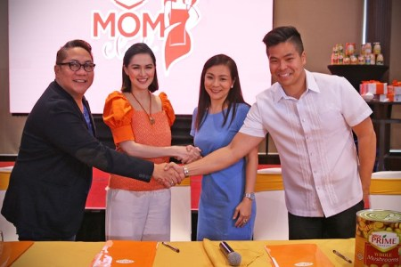 Marian Rivera Renews Contract with Mega Prime and Prime Mom Club